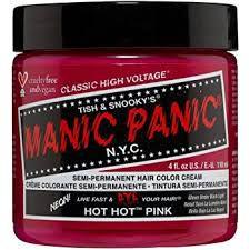 Manic Panic Hot Hot Pink- Classic