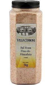 Sal Rosa Fino do Himalaia - 1kg