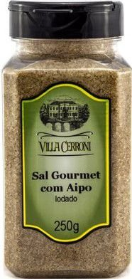 Sal Gourmet com Aipo - 250g