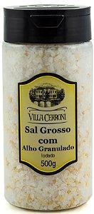 Sal Grosso com Alho Granulado - 500g