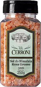 Sal do Himalaia Rosa Grosso - 250g
