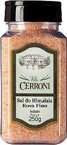 Sal do Himalaia Rosa Fino - 250g