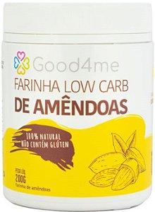 Farinha Low Carb de Amêndoas - 200g