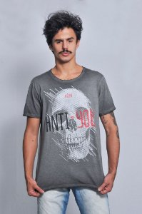 Camiseta Masculina ANTI YOU