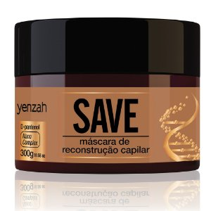YENZAH SAVE MÁSCARA 300G