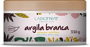 LABOTRAT MÁSCARA DE ARGILA BRANCA 330G