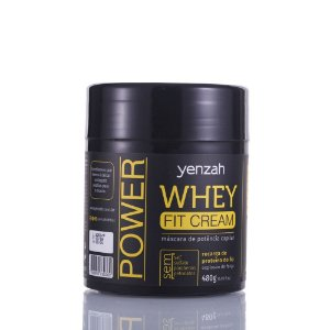 YENZAH WHEY FIT CREAM MÁSCARA 480G