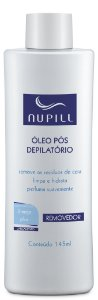 NUPILL ÓLEO PÓS DEPILATÓRIO REMOVEDOR 145ML