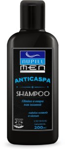 NUPILL MEN SHAMPOO ANTICASPA 200ML
