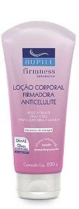 NUPILL FIRMNESS INTENSIVE LOÇÃO CORPORAL FIRMADORA ANTICELULITE 200G