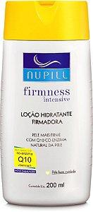 NUPILL FIRMNESS INTENSIVE LOÇÃO HIDRATANTE FIRMADORA Q10 200ML