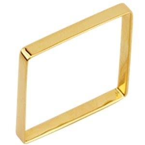 Anel Xuxa em Ouro Amarelo 18k