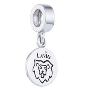 Berloque Signo de Leão em Prata 925 - Coleção Dreams