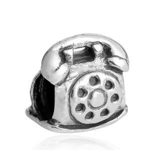 Berloque Telefone em Prata 925 - Linha Dreams