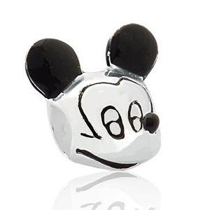 Berloque Mickey em Prata 925 com Resina - Linha Dreams