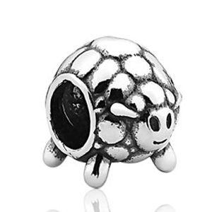 Berloque Ovelha Pequeno Príncipe em Prata 925 - Linha Dreams