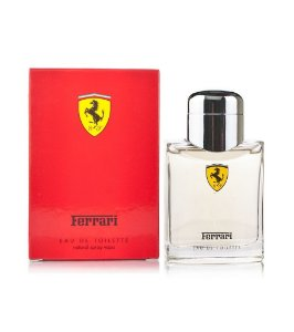FERRARI RED EAU DE TOILETTE