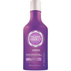 Condicionador Inoar Speed Blond 250ml