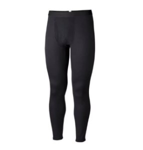 CALCA BASELAYER HEAVYNWEIGHT TIGHT W/FLY  M COLUMBIA