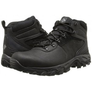 BOTA NEWTON RIDGE PLUS II WATERPROOF BLACK-BLACK