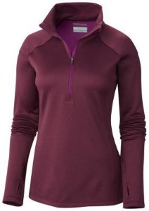 BLUSAO SATURDAY TRAIL HALF ZIP F