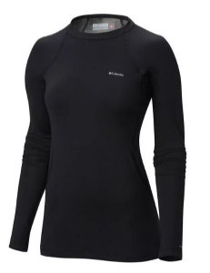 BLUSA BASELAYER MIDWEIGHT STRETCH ML F COLUMBIA