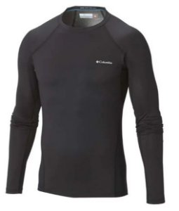 BLUSA BASELAYER HEAVYWEIGHT STRETCH M COLUMBIA
