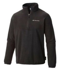 BLUSAO RIDGE REPEAT ZIP FLEECE M COLUMBIA