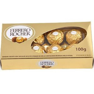 Chocolate Ferrero Rocher 100gr