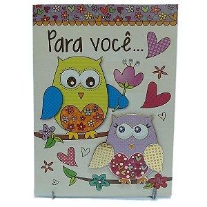 Cartão Aniversário 13x18 - 06