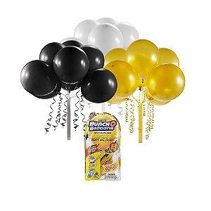 Festa de Balões kit com 21 Unidades Coloridas