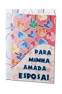 Cartão Amor 11,5 x 17,5  - 02