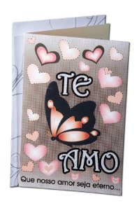 Cartão Amor 11,5 x 17,5  - 04