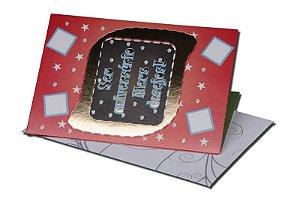 Cartão Aniversário 11,5 x 17,5  - 09