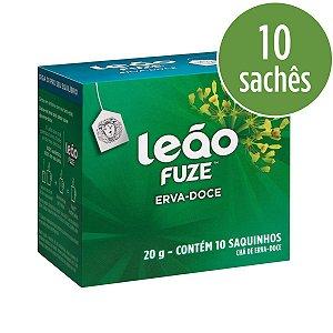Chá LEÃO Fuse - Erva Doce - 10 Sachês