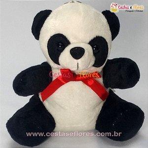 Chaveiro de Pelúcia Panda