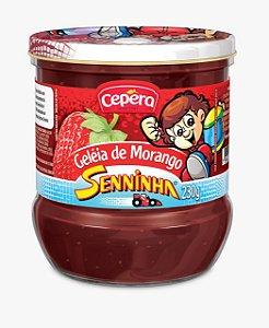 Geleia de Morango Senninha Vidro 230g