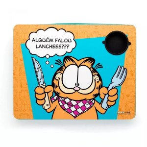 Bandeja Laptop ou Lanche - Garfield