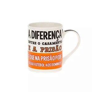 Caneca Frases - A Diferença