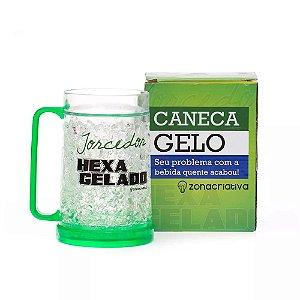 Caneco Térmico Ice Gel - HEXA Torcedor