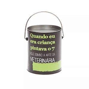Caneca Profissões - Veterinária