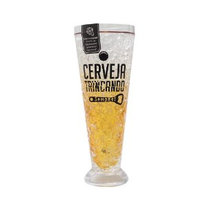 Caneca Tulipão Ice Gel - Cerveja Trincando