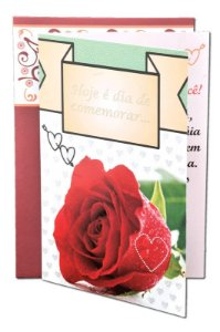 Cartão Namorados - 05