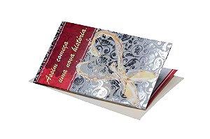 Cartão Casamento e Bodas 7,5 x 11  - 01