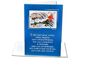 Cartão Namorados - 11 x 15,5 - 05