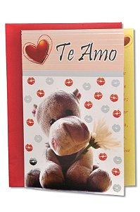 Cartão Namorados - 11 x 15,5 - 06