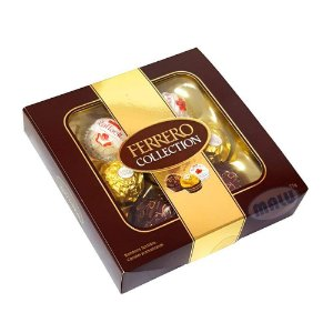 Chocolate Ferrero Collection 77gr