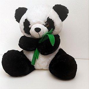 Urso de Pelúcia Panda Grandão - 60cm Altura