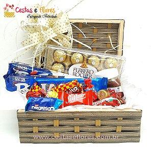 Cesta de Chocolates Especial