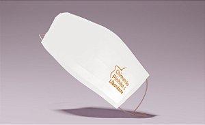 LANÇAMENTO - Máscara de proteção individual em tecido 100% algodão
